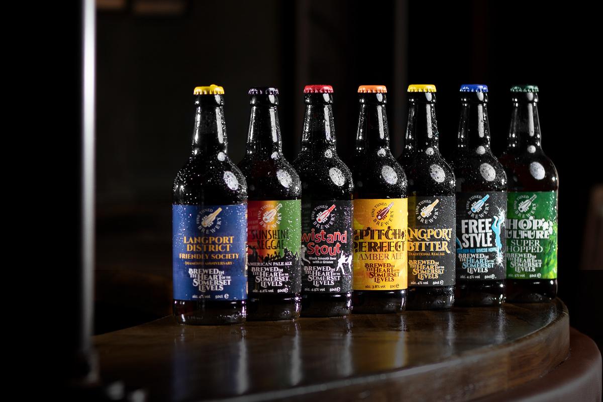 Fine Tuned Brewery