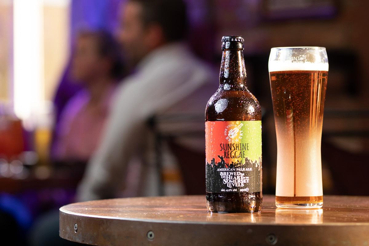 sunshine reggae fine tuned brewery